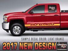 Fits Chevy Silverado 1500 2500HD 3500HD 4WD LTZ Z71 Extended Cab 2X Rocker Panel