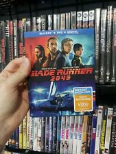 Blade Runner 2049 (Blue-ray Disc) Free Shipping .no digital