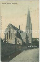 Nolton Church Bridgend, Glamorgan, 1908 G. Dobbins Postcard, B992