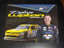 2015 DYLAN LUPTON #25 ZAXBY'S NASCAR POSTCARD