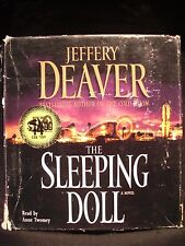 The Sleeping Doll by Jeffery Deaver (2009, CD, Abridged)
