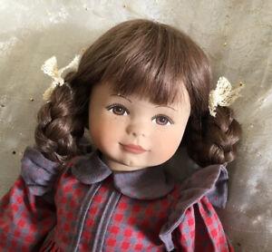 "Heidi Ott 20"" Knit Cloth Body, Vinyl Head,"