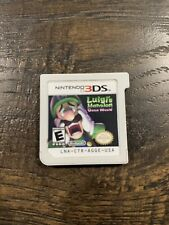 Authentic Luigi's Mansion: Dark Moon (3DS, 2013) Game Cartridge Only TESTED