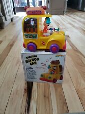 Vintage 1991 Dancing Hot dog Truck by Metro Tl Very Rare! Looks and works great
