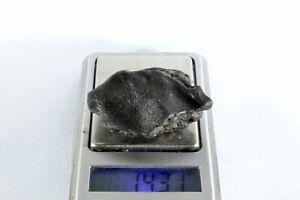 Meteorite Chelyabinsk  14.31 grams .from Russia
