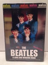 The Beatles - A Long And Winding Road (DVD, 2003, 5-Disc Set) BRAND NEW