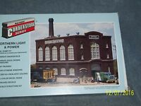 WALTHERS CORNERSTONE SERIES HO SCALE #933-3021 NORTHERN POWER AND LIGHT