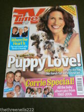July TV Times Weekly Film & TV Magazines