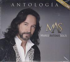 CD - Marco Antonio Solis NEW Antologia 4 CD - FAST SHIPPING !