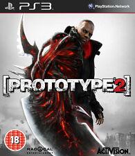 Prototype 2 PS3 * En Excelente Estado *