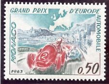 STAMP / TIMBRE DE MONACO N° 609 ** GRAND PRIX AUTOMOBILE D'EUROPE DE MONACO