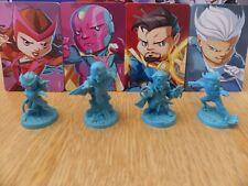 Marvel United board game: Wanda (Scarlet Witch), Vision, Dr Strange, Quicksilver