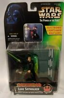 Kenner Star Wars - Power of the Force 1995 Luke Skywalker Power F/X Action...