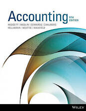 Accounting 9E by Andreas Hellmann, Lew Edwards, John Hoggett, John Medlin, Jodie