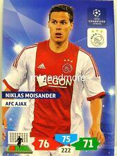 Adrenalyn XL Champions League 13/14 - Niklas Moisander - AFC Ajax
