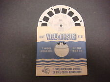 Sawyer's Viewmaster Reel,1948,Lake Louise Canadian Rockies,Alberta Canada,319