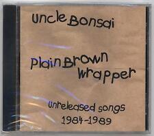 CD UNCLE BONSAI Plainbrown Wrapper unreleased songs 1984-1989 Olivia Newton-John
