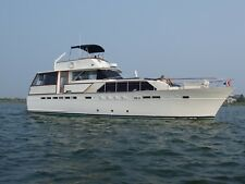 1968 Chris Craft Constellation - 57' Live-Aboard Yacht Motor Boat