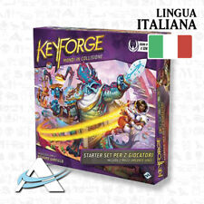 Starter Set Keyforge MIC Mondi in Collisione in ITALIANO 2 Giocatori