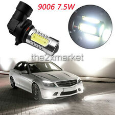 Hot 1pc bright LED 7.5W White 9006/HB4 For BMW E46 M3 3 Fog DRL Lights Bulb-A