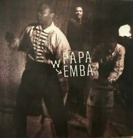 Papa Wemba ‎– Papa Wemba Vinyl LP Album 1989 African Folk World Country NM+