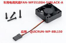 Hobbywing WP3510SH 5V ESC for QUICRUN WP 8BL150 150A Brushless Speed Controller