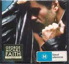 Limited RARE Deluxe Edition Hard Case booklet 2cds+dvd remix GEORGE MICHAEL out
