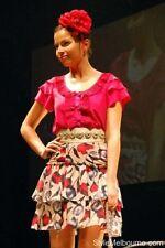 Alannah Hill Short Sleeve 100% Silk Tops & Blouses for Women