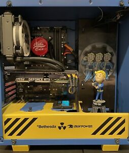 iBUYPOWER Gaming Desktop MSi 2080 - 8th Gen 3.7GHz LIMITED EDITION Fallout