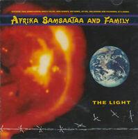 CD, Afrika Bambaataa and Family, The Light, Hip Hop