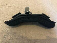Camera shoulder pad - 15mm rail attachments - on shoulder filming