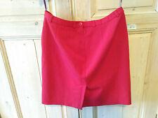 More details for virgin atlantic cabin crew uniform skirt size 14 & lanyard john rocha hostess