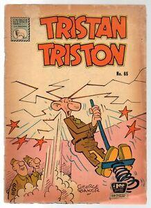 TRISTAN TRISTON #65 Un Viejo Truco, LA PRENSA Mexican Comic 1961