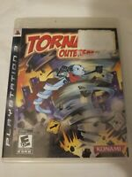Tornado Outbreak Sony PlayStation 3/PS3 Game (NO MANUAL) Konami FREE SHIP