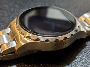 Fossil Q Marshal Gen 2 45mm Stainless Steel Smartwatch FTW2109
