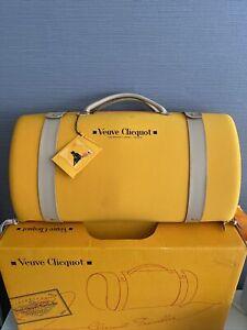 Veuve Clicquot Traveller m. Gläsern / Handtasche