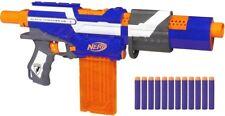 Hasbro Nerf Alpha Elite Trooper CS-12 Esclusivo Fucile Spara 6 Dardi a Raffica