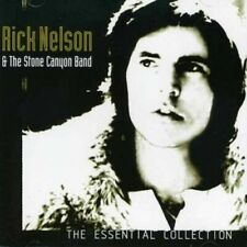 Rick Nelson & The Stone Canyon Band – The Essential... - CD - Very Good