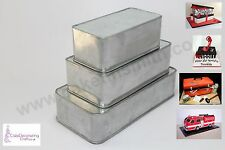 "Tool Box Cake Baking Tins | Round Corner | 3"" Deep 