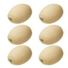 Savon rotatif lait d'amande Provendi (lot de 6) pour porte-savon à écrou.(Porte