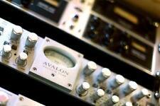 Avalon VT-737 SP Class A Tube Microphone Preamp Compressor Equalizer