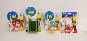 JW Pet Company Activitoys Toy Set  Mirror Bowlingh Tip & Treat Drum