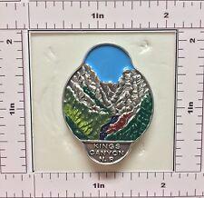 Hiking Staff Medallion Stocknagel-Kings Canyon National Park (KC-3)