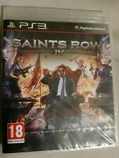 PS3 Saints Row IV - Playstation3