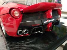 Ferrari LaFerrari 1/8 Amalgam Эксклюзивная. Ручная работа. 258/499
