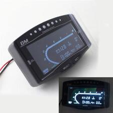 6 In1 Multifunction Car Digital Water Temp Oil Pressure Fuel Turbo Boost Gauge