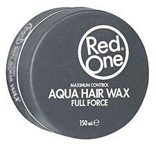 RedOne Aqua Wax Full Force Gel-Wax grau 150ml