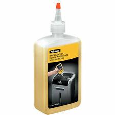 Fellowes 35250 Oil Shredder Bottle With Extended Nozzle