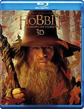 Hobbit, The: An Unexpected Journey 3D Blu-ray