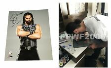 Wwe Seth Rollins Hand Signed Autographed 16X20 Photofile Photo W/ Exact Proof 1